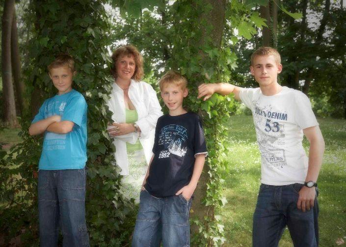 familienportraits Familienfotos zehn
