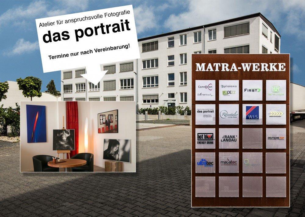 Fotostudio Das Portrait Aussenansicht