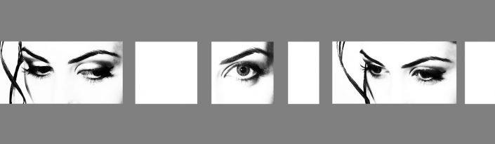 Fotokunst-Augen