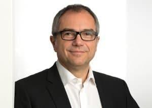 Vorstand der euromicron AG, Porträt Mann