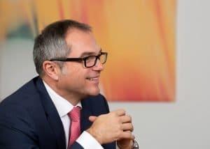 Vorstand der euromicron AG, vier