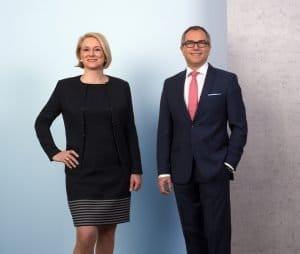 Vorstand der euromicron AG, zwei