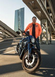 Fotoserie-Motorrad-fünf