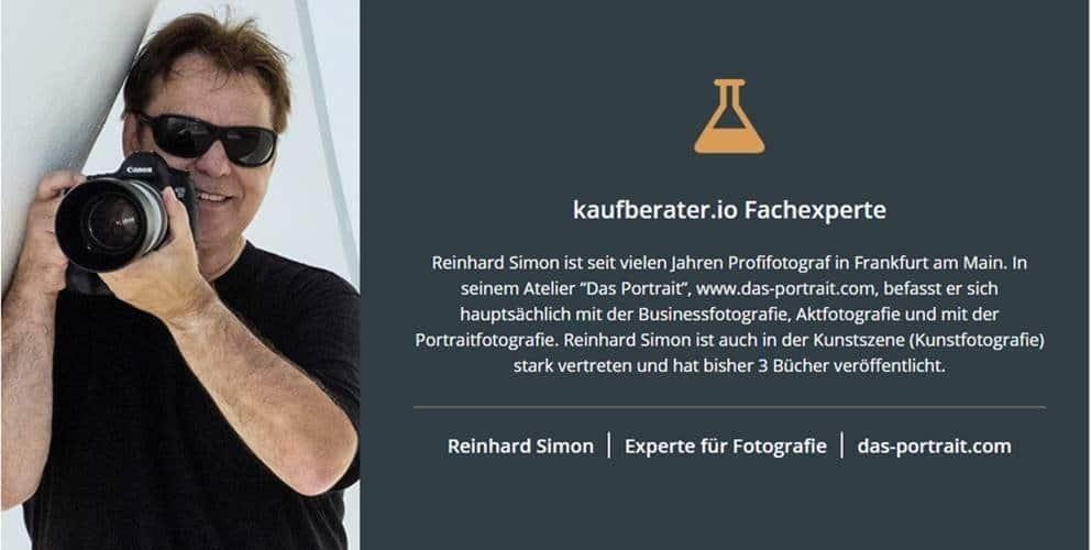 Reinhard Simon Foto Experte