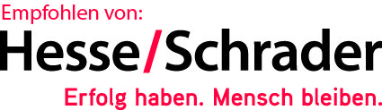 Empfehlungslogo Hesse Schrader