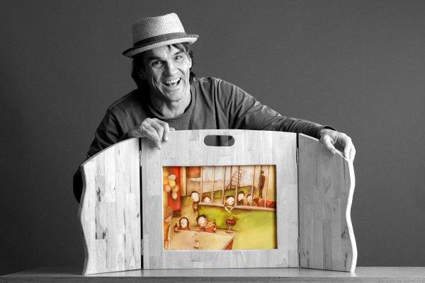 fotostudio frankfurt puppenspieler beim fotoshooting in frankfurt vier