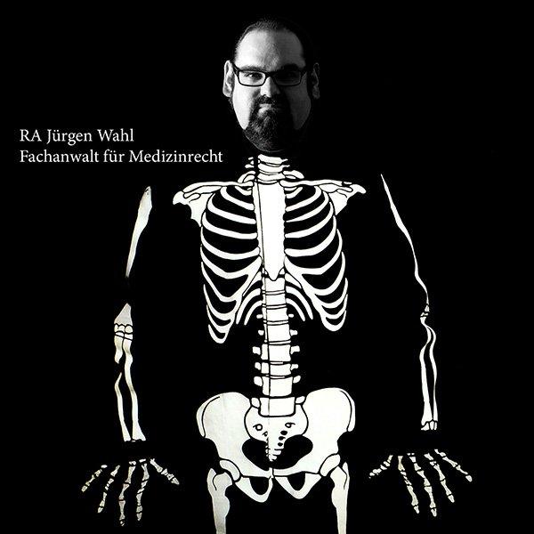 RA Jürgen Wahl sechs