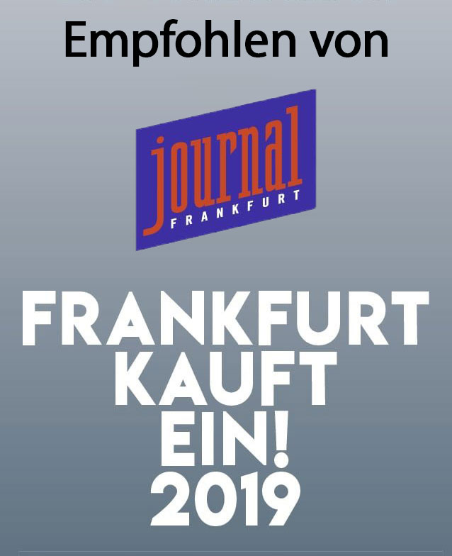 Auszeichnung von Journal Frankfurt