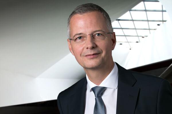 Anwalt, fotografiert vom Fotostudio Das Portrait