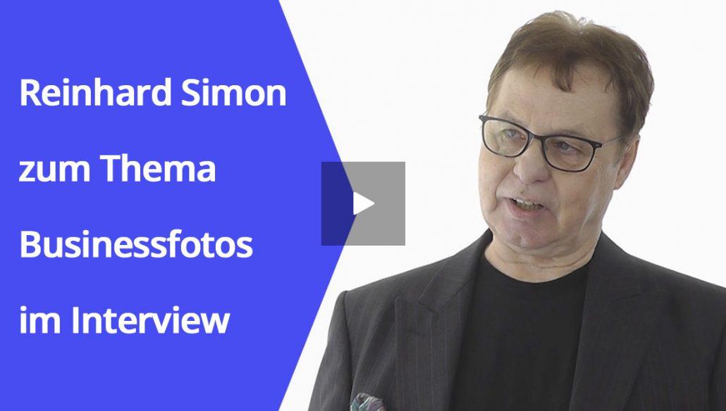 Reinhard Simon als europäischer Experte für Businessfotos vom Ratgeberstudio in München